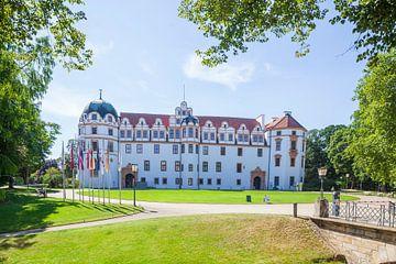 Palais ducal, Celle, Landes de Lunebourg, Basse-Saxe, Allemagne, Europe sur Torsten Krüger