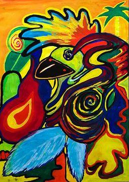 De  Paradijsvogel van Sandra Boersma