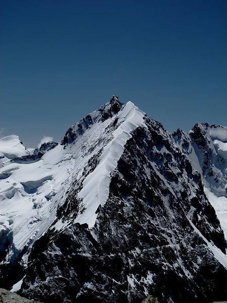 Stairway To Heaven - Piz Bernina von menno visser