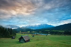 Rainy sunrise by Geroldsee