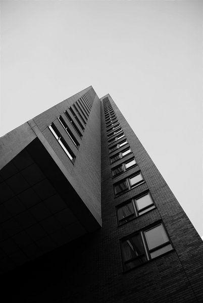 Regent Eindhoven Zwart-wit van Bas Mandos