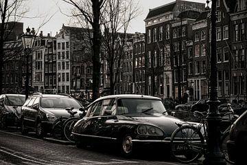 Amsterdamse grachten van Willem-Jan Brink
