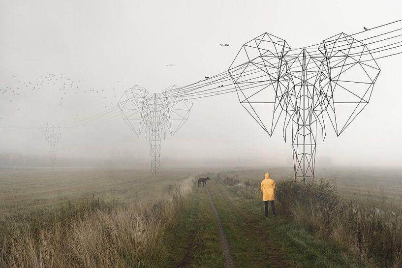 Electric elephants van Elianne van Turennout
