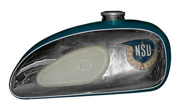 NSU Superfox 125 OSB Benzintank von aRi F. Huber