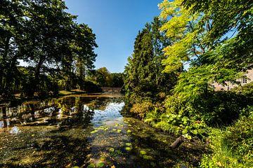 Schloss Arcen Gärten von Brian Morgan