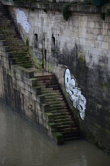 Trap aan de Seine