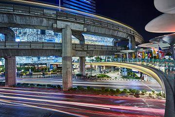 Bangkoks nachten van Graham Forrester