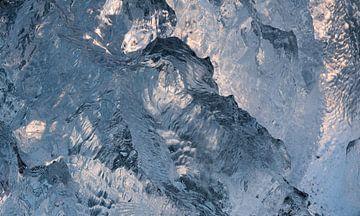 Abstract Ice van Thomas Kuipers