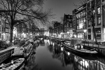 Amsterdam Leidsegracht van Wouter Sikkema
