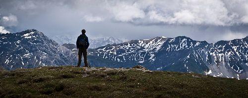 Einsam an der Spitze von Sven Wildschut