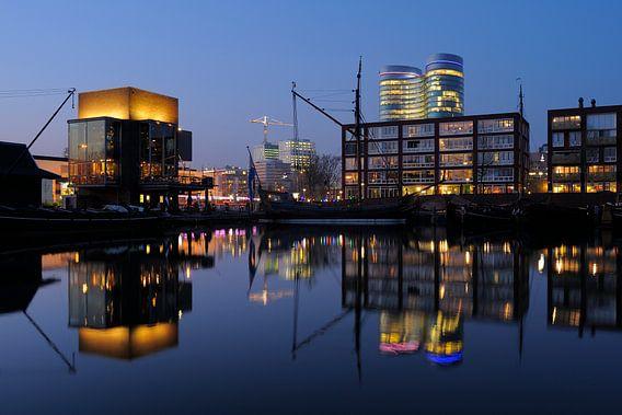 Veilinghaven in Parkhaven in Utrecht, foto 2 van Donker Utrecht