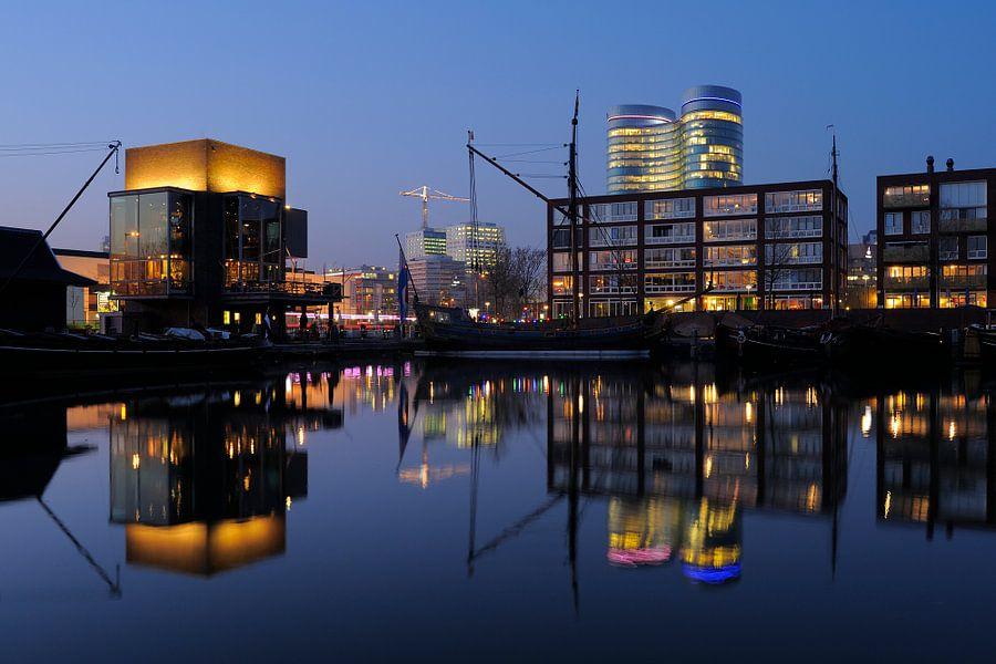 Veilinghaven in Parkhaven in Utrecht, foto 2