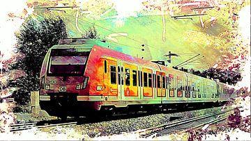 430 110 DB   van Burkhard Kohnert