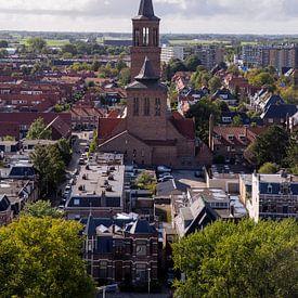 Kirche St. Dominikus in Leeuwarden von Sander de Jong