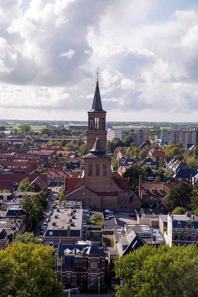 Sint-Dominicuskerk in Leeuwarden van Sander de Jong