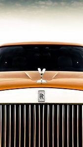 Rolls Royce Cullinan I van