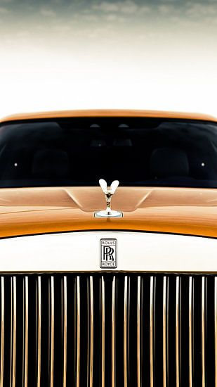 Rolls Royce Cullinan II von Dennis Wierenga