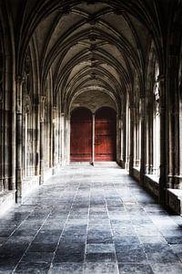 De Pandhof van de Domkerk in Utrecht (4)