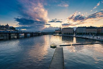 STOCKHOLM 04 van Tom Uhlenberg