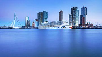 Skyline Rotterdam von Eelco de Jong