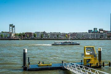 Het Noordereiland in Rotterdam van Erwin van Leeuwen