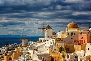 Santorini, Griechenland von Markus Stauffer