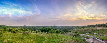 Castricum Düne Panorama von Philippos Kloukas