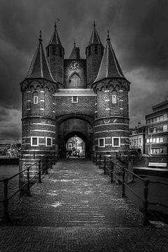 Amsterdamse Poort, Haarlem von Jens Korte