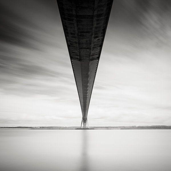 Pont de Normandie van Christophe Staelens