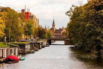 Ergens in Amsterdam van Kevin Nugter