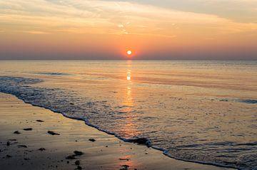 Kalmte aan zee van Richard Steenvoorden