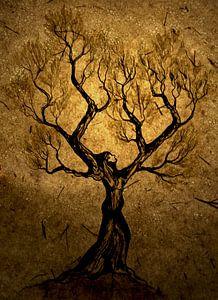 De boomvrouw van Atelier van Saskia
