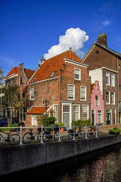 Groenhazengracht Leiden van Dirk van Egmond