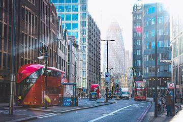 Stadt London, England von Daphne Groeneveld