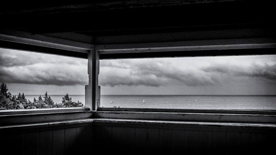 Sailing in the Strait of Juan de Fuca