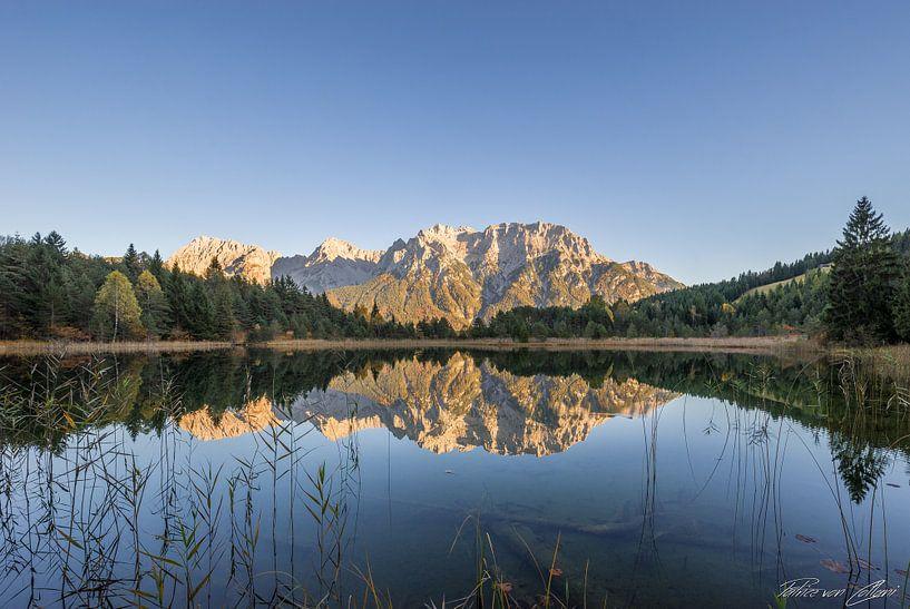 Alpensee von Patrice von Collani