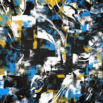 Abstract Flow I von Tenyo Marchev