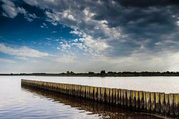 Het Lauwersmeer in Groningen van Ricardo Bouman | Fotografie