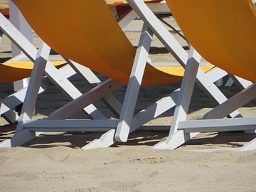 strandstoelen sur Clementine aan de Stegge