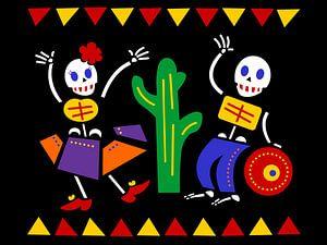 Mexico - Feest van de doden