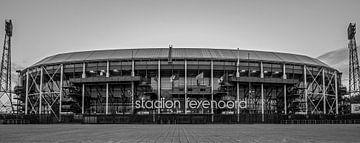 """Feyenoord Stadion """"De Kuip"""" in Rotterdam von"""