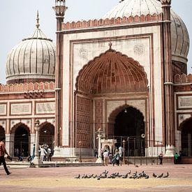 Jama Masjid van Margo Smit