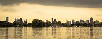 Rotterdam Skyline  von Nooraldeen Sabah