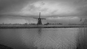 De molen die nattigheid voelde van Customvince | Vincent Arnoldussen