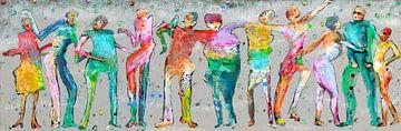 Party fun van Atelier Paint-Ing