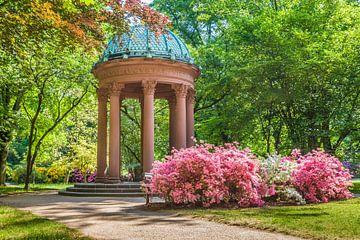 Auguste-Viktoria-Brunnen im Kurpark von Bad Homburg van Christian Müringer