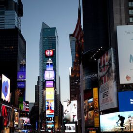 New York Times Square van Kees van Dun