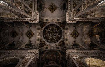 Kerk Sevilla van Mario Calma