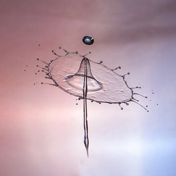 kunst met water van