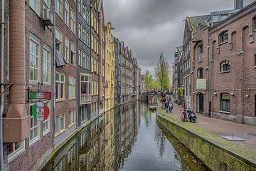 Zeedijk Amsterdam von Peter Bartelings Photography